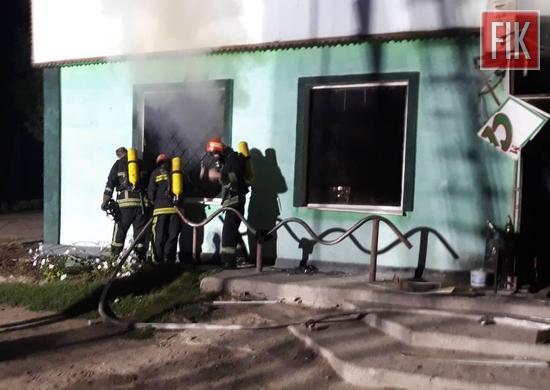 24 липня о 01:30 до Служби порятунку «101» надійшло повідомлення про пожежу на вул. Центральній с. Оситняжка Кіровоградського району.