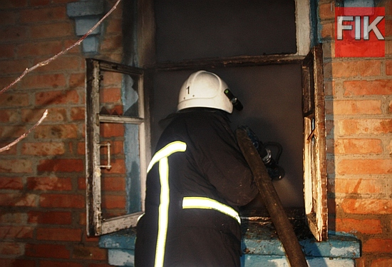 2 січня о 16:36 до Служби порятунку «101» надійшло повідомлення про пожежу житлового будинку по вул. Холодноярській, що в обласному центрі.