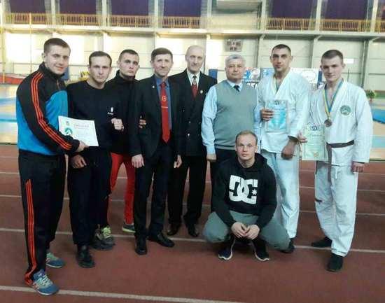 22 березня у м. Суми відбулися змагання у рамках Чемпіонату Державної служби України з надзвичайних ситуацій з рукопашного бою. У них брали участь близько 70 спортсменів із 13 команд пожежно-рятувальних підрозділів України.
