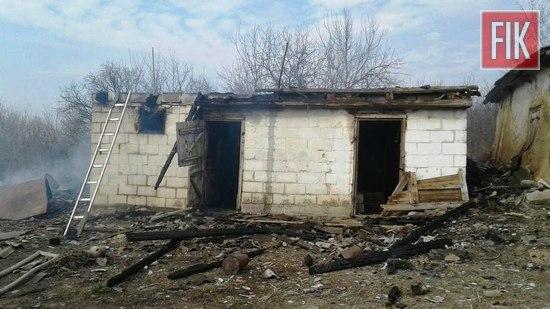 23 березня на території Кіровоградської області виникло 4 випадки пожеж господарських споруд.