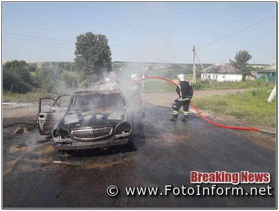 Минулої доби пожежно-рятувальні підрозділи Кіровоградської області 6 разів виїздили на гасіння пожеж різного характеру.