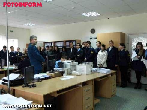 Кіровоградські митники завжди готові поділитися досвідом (ФОТО)