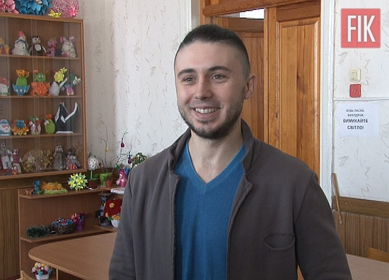 Фронтмен гурту «Антитіла» Тарас Тополя у Кропивницькому