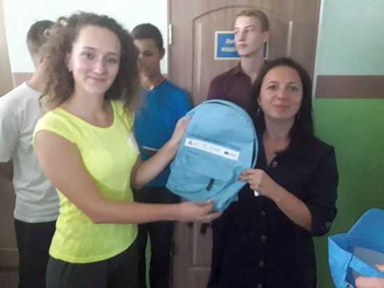 Кіровоградщина, Європейський тиждень мобільності, ГО «Молода Помічнянська громада».