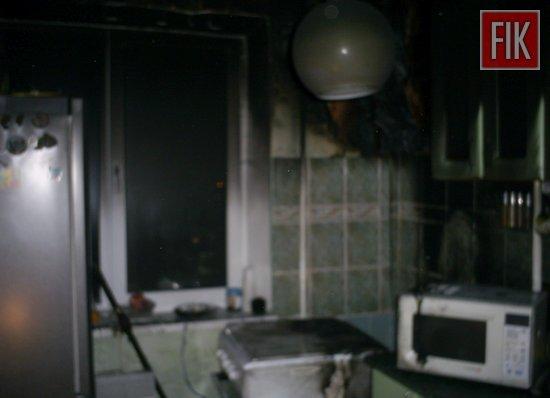 10 березня о 21:10 до Служби порятунку «101» надійшло повідомлення про пожежу у квартирі п'ятиповерхового житлового будинку на вул. Жадова у м.Кропивницький.