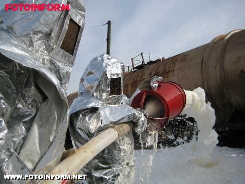 Пожежники Одеської залізниці загасили 15 пожеж з початку року (ФОТО)
