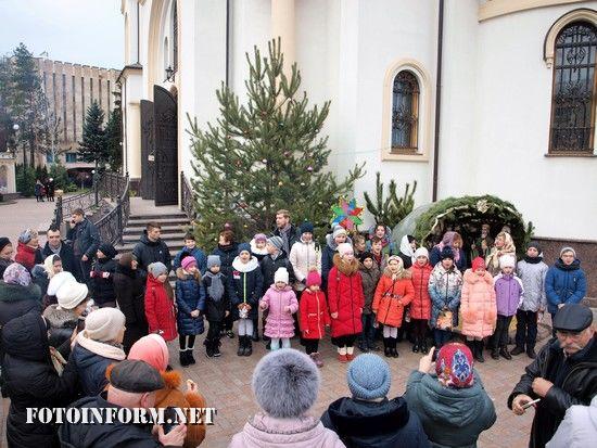 на церковному подвір'ї Благовіщенського храму відбулося свято