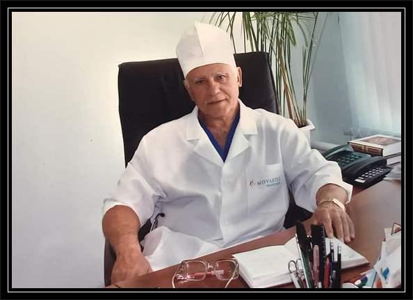 помер Почесний громадянин міста Кіровограда, заслужений лікар України Володимир Яриніч.
