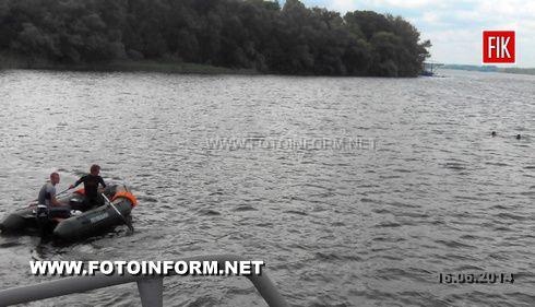 Кіровоградська область: рекордсмен з обмеженими фізичними можливостями здійснив заплив довжиною понад 5 км