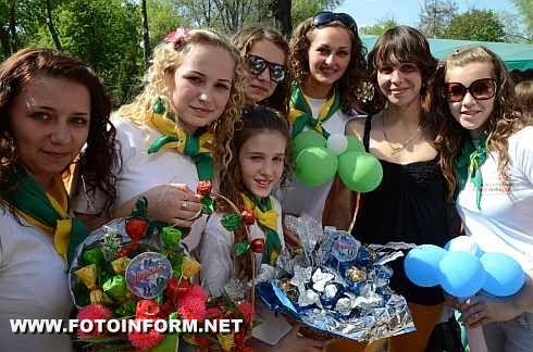 Ротарі Клуб підтримав фестиваль «Об'єднаймо дітей мистецтвом» (ФОТО)