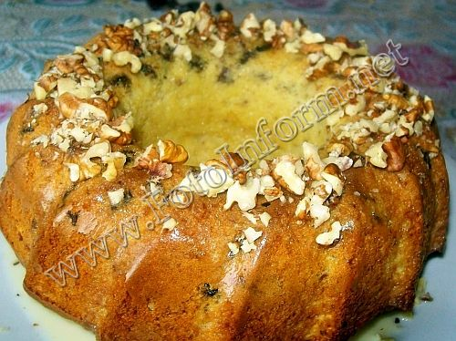 Салат « Дамский» и пирог «Лень- матушка»