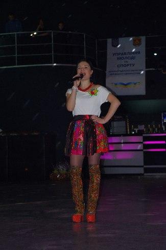 В ночном клубе «Провокатор» состоялся шестой ежегодный областной конкурс грации и таланта «Пани Бизнес Кировоградщины 2014».
