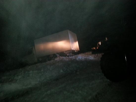 Впродовж доби чергування 8-9 січня рятувальники Кіровоградщини здійснили 20 виїздів лише для надання допомоги водіям легкових і вантажних автомобілів на автошляхах області.