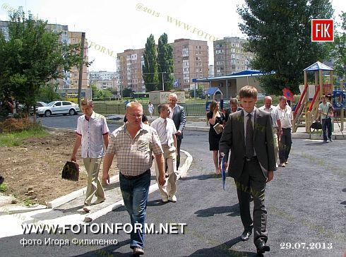 Кіровоград: із 28 новозбудованих квартир - 12 отримають учасники програми забезпечення молоді житлом (ФОТО)
