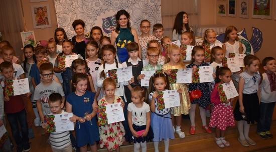 20 вересня 2018 року в Кіровоградському обласному художньому музеї відбулося відкриття виставки робіт юних вихованців арт-студії «Совушка».