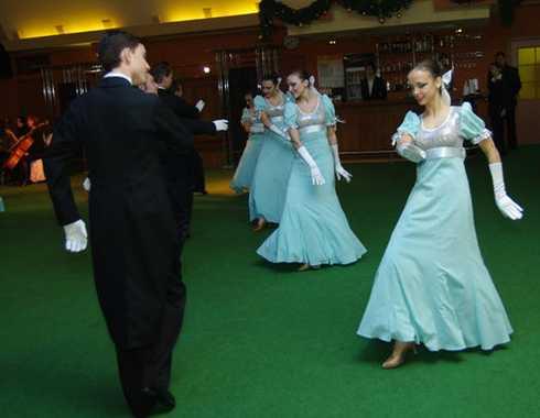Второй Новогодний Ротари Бал-маскарад прошел в Кировограде (ФОТО)