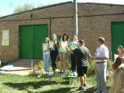У Кіровограді на території водно-гребної бази відбувся «Олімпійський урок» (фото)