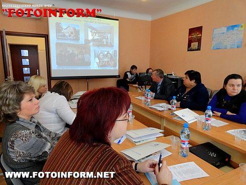 Стан дотримання прав дитини обговорювали на Кіровоградщині