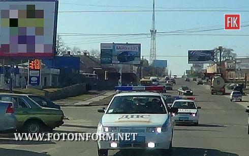 Впродовж трьох днів з 5 по 7 березня 2013 року водії міста Кіровограда мають змогу пройти своєрідний тест на знання Правил дорожнього руху.