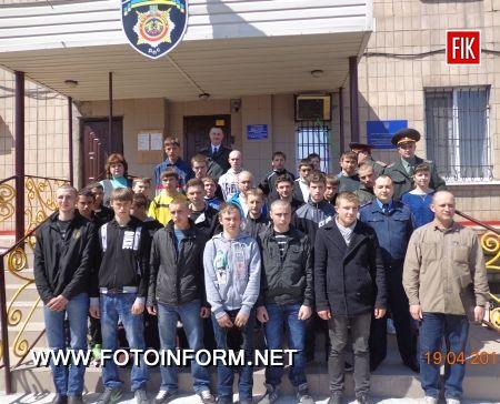 Кіровоград: екскурсія до слідчого ізолятора (фото)