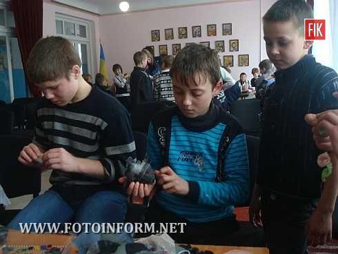Кіровоград:«Музей - дітям»