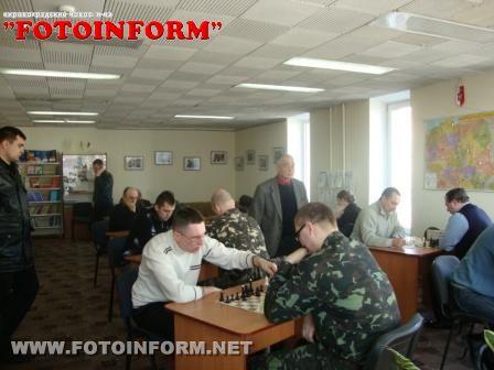 Рятувальники завоювали золоті медалі обласного чемпіонату з шахів (ФОТО)