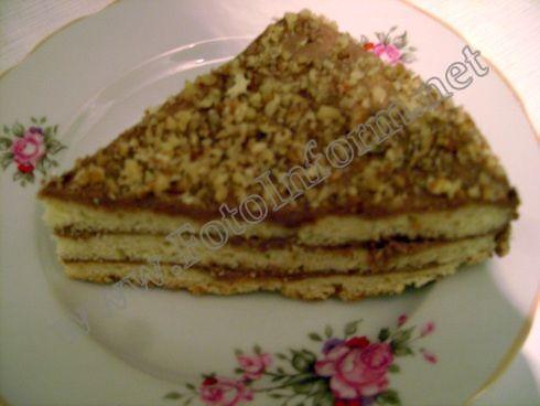 Удивительно вкусный торт по рецепту моей бабушки (фото)