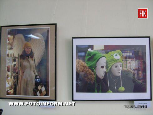 12 июня в отделе искусств Кировоградской областной библиотеки им. Д.И.Чижевского состоялось открытие персональной выставки харьковского фотохудожника Владимира Оглоблина, под названием «Рига-2014».