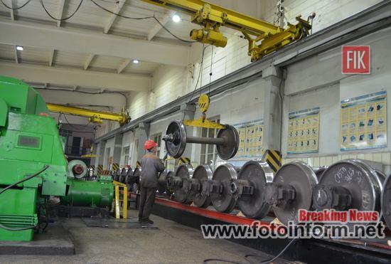 На Одеській залізниці, відремонтовано понад 7,7 тис. вагонів,