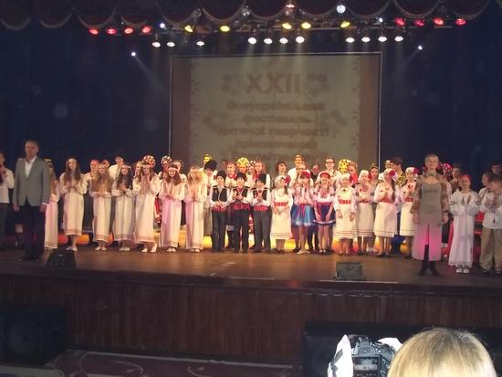 Ось і наступив останній день ХХІІ Всеукраїнського відкритого фестивалю, присвяченого Дню Землі.