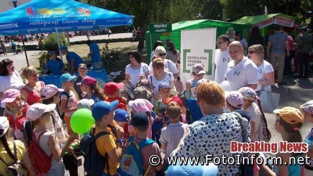 Кожна дитина має повне право бути захищеною. 163 дітей стали клієнтами центрів безоплатної правової допомоги на Кіровоградщині.