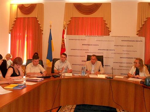 Меморандум про співпрацю голів Громадських рад Кіровградської області підписано (ФОТО)