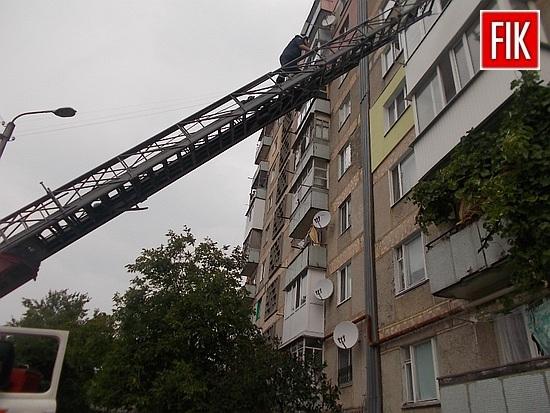 4 липня об 11:47 до Служби порятунку «101» надійшло прохання про допомогу від жительки Світловодська.