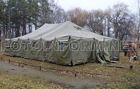 Починаючи з 3-го березня Кіровоградська обласна «Самооборона Майдану» переходить на посилений режим діяльності в умовах військового польового табору та вишколу.