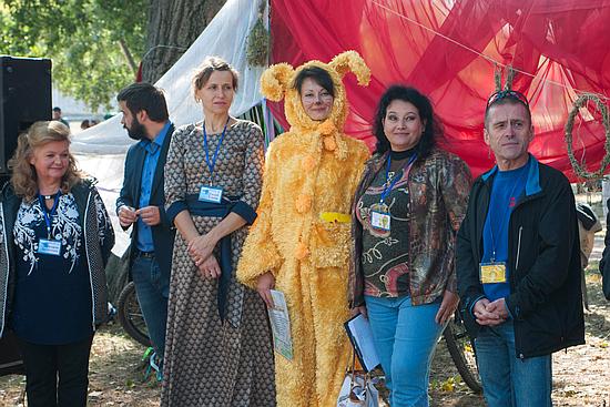 состоялся фестиваль здорового образа жизни, всестороннего развития человека и позитива «Коловрат-2016».