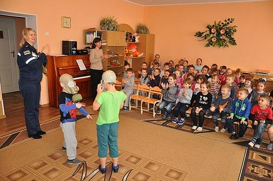 7 листопада у загальноосвітніх та дошкільних навчальних закладах Кіровоградщини стартував Тиждень знань безпечної життєдіяльності.