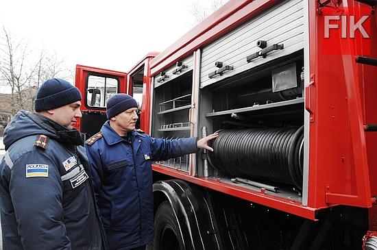 Успішне виконання завдань за призначенням рятувальників залежить від належного стану пожежно-рятувальної техніки та оснащення.