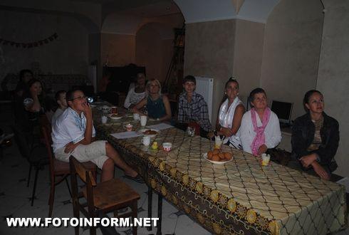 23 серпня у Свято-Успенському храмі м. Кіровоград відбувся круглий стіл на тему: «Табір для діток з особливими потребами – як крила надії у майбутнє».