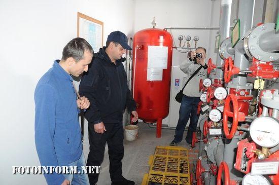У Кропивницькому перевірили стан пожежної безпеки ТЦ «Епіцентр» (ВІДЕО)