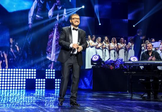 Золотий голос українського шоу-бізнесу подарував киянам вечір справжньої української пісні, після тривалої творчої перерви.