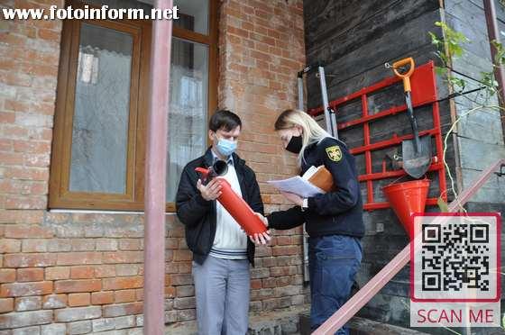 23 лютого здійснюється перевірка готелю «Дворцовий», що у м. Кропивницький.