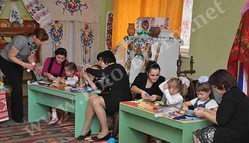 Майстер – клас у дитячому садочку «Сонечко» м. Знам'янки (ФОТО)
