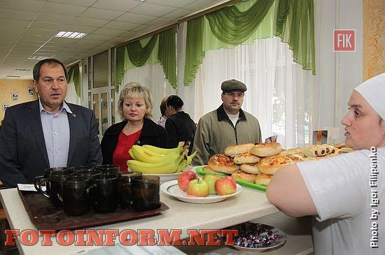 Сніданки у школах Кропивницького стали смачнішими