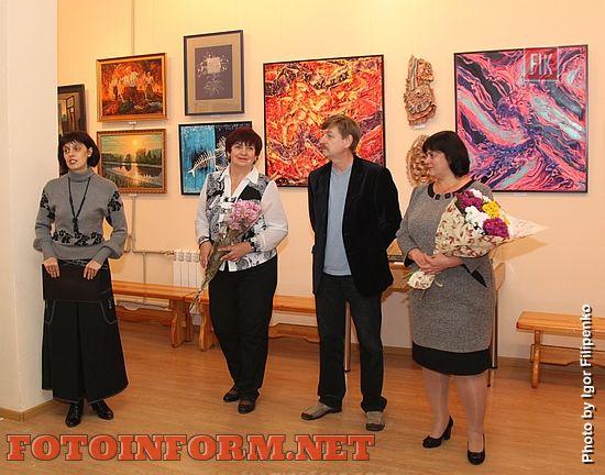 В Кропивницком к празднику презентовали работы мастеров