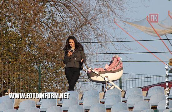 Кропивницька «Зірка» поступилась донецькому «Олімпіку», фото Ігоря Філіпенка