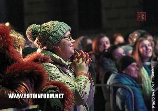 Кропивницкий, «Авиатор», Оля Цибульская, «Анна-Мария», концерт в Кропивницком, Константин Ярынич, Ярослав Бублик, фото Игоря Филипенко