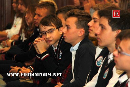 У Кропивницькому гімназія нових технологій навчання святкувала своє 25-річчя (фоторепортаж)