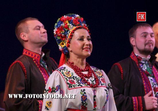 Кропивницький приймав артистів із Вінниці