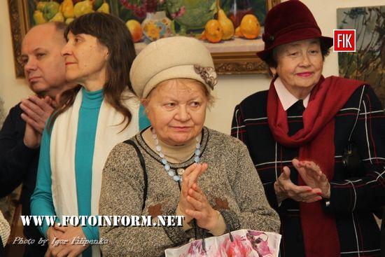 У Кропивницькому відкрилась виставка «Художня палітра Кіровоградщини» (ФОТО)