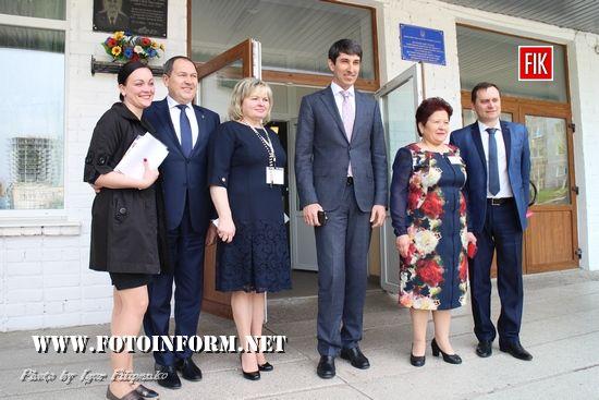 візит Марини Порошенко до НВО-16